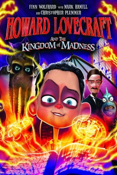 Howard Lovecraft and the Kingdom of Madness - Movie Poster
