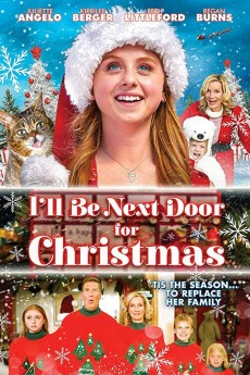 I'll Be Next Door for Christmas - Movie Poster