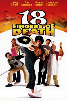 18 Fingers of Death! - Movie Poster