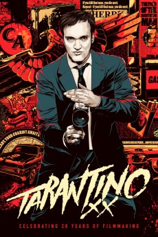 Quentin Tarantino: 20 Years of Filmmaking - Movie Poster