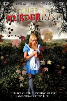 Alice in Murderland - Movie Poster