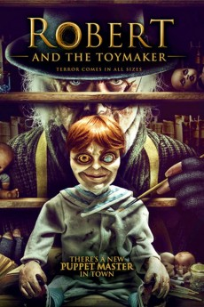 Robert and the Toymaker - Movie Poster