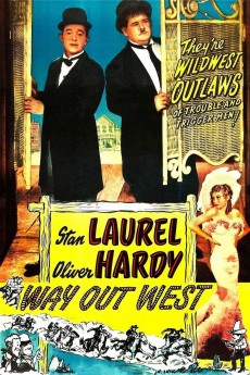 Way Out West - Movie Poster