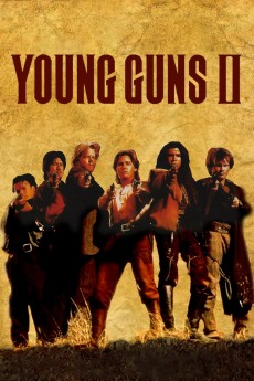 Young Guns II - Movie Poster