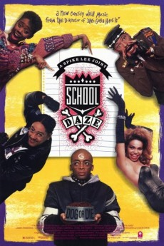 School Daze - Movie Poster