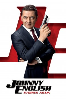 Johnny English Strikes Again - Movie Poster