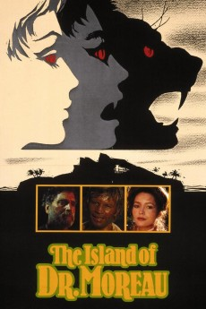 The Island of Dr. Moreau - Movie Poster