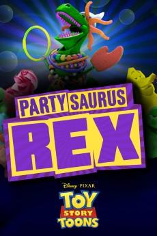 Toy Story Toons: Partysaurus Rex - Movie Poster