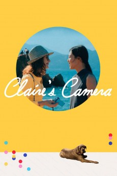 Claire's Camera - Movie Poster