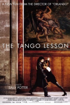 The Tango Lesson - Movie Poster