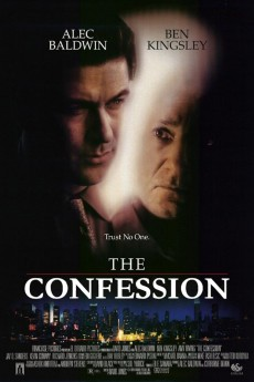 The Confession - Movie Poster