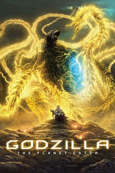 Godzilla: The Planet Eater - Movie Poster