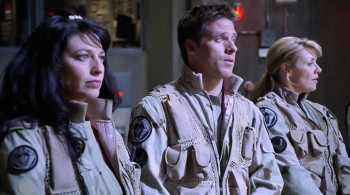 Stargate: Continuum - Movie Scene 1