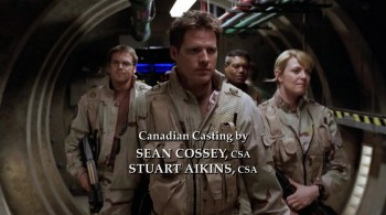 Stargate: Continuum - Movie Scene 2