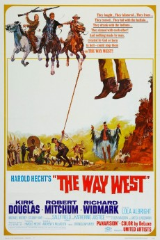 The Way West - Movie Poster