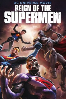 Reign of the Supermen - Movie Poster