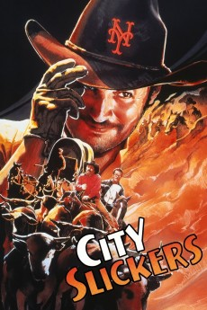 City Slickers - Movie Poster
