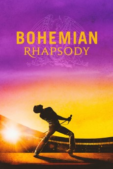 Bohemian Rhapsody - Movie Poster