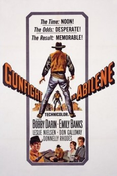 Gunfight in Abilene - Movie Poster