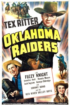 Oklahoma Raiders - Movie Poster