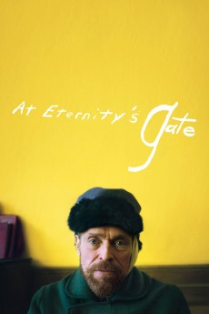 At Eternity's Gate - Movie Poster