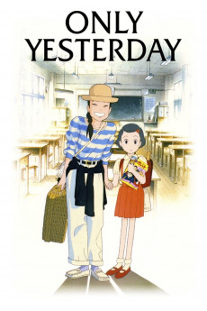 Only Yesterday - Movie Poster