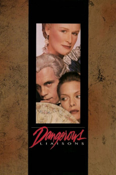 Dangerous Liaisons - Movie Poster
