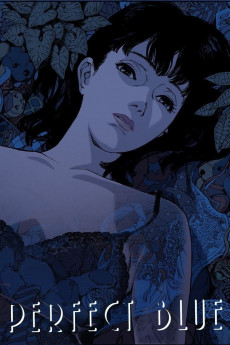 Perfect Blue - Movie Poster