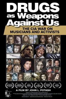 Drugs as Weapons Against Us: The CIA War on Musicians and Activists - Movie Poster