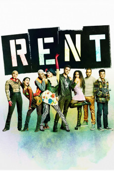 Rent: Live - Movie Poster