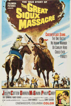 The Great Sioux Massacre - Movie Poster