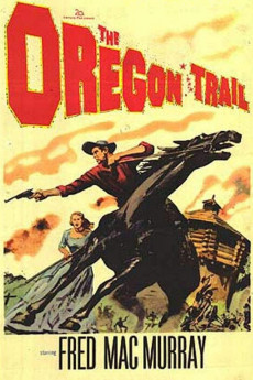 The Oregon Trail - Movie Poster