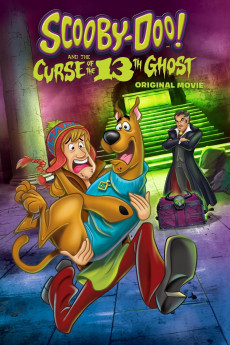 Scooby-Doo! and the Curse of the 13th Ghost - Movie Poster