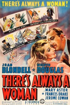 There's Always a Woman - Movie Poster