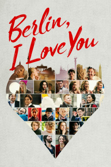 Berlin, I Love You - Movie Poster