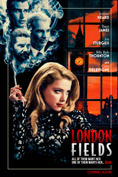 London Fields - Movie Poster