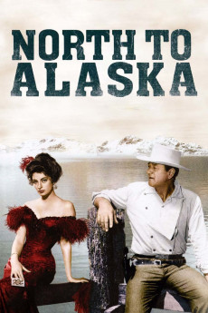 North to Alaska - Movie Poster