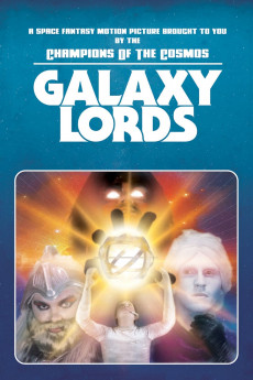 Galaxy Lords - Movie Poster