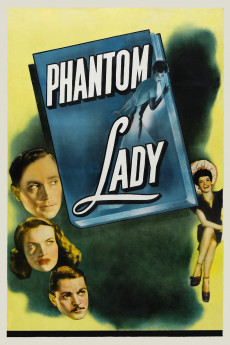 Phantom Lady - Movie Poster