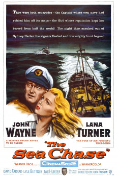 The Sea Chase - Movie Poster