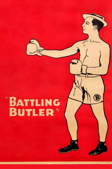 Battling Butler - Movie Poster