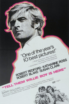 Tell Them Willie Boy Is Here - Movie Poster