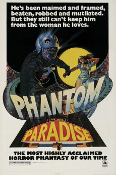 Phantom of the Paradise - Movie Poster