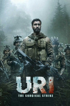 Uri: The Surgical Strike - Movie Poster