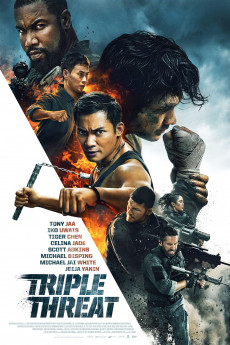 Triple Threat - Movie Poster