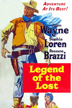 Legend of the Lost - Movie Poster