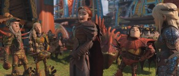 How to Train Your Dragon: The Hidden World - Movie Scene 2
