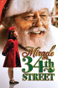 Miracle on 34th Street - Movie Poster