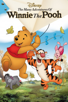 The Many Adventures of Winnie the Pooh - Movie Poster