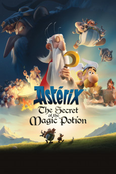 Asterix: The Secret of the Magic Potion - Movie Poster